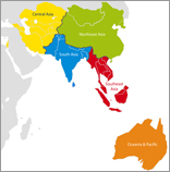 Regional Process Asia-Pacific - Geographical Scope