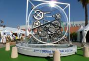 Parc Chanot - L'Horloge de l'Eau